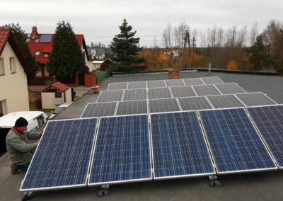 Fotowoltaika ZAXON Smart Energy Management - Grzybowo Leśna
