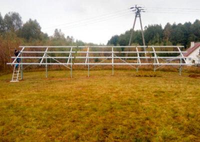 Fotowoltaika Zaxonsem Koszalin - realizacja Węgorzynko
