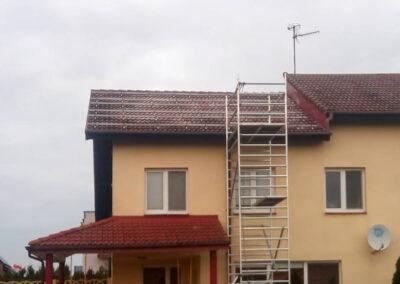Fotowoltaika Zaxonsem Koszalin - realizacja Mścice