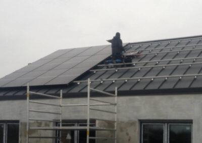 realizacja instalacji fotowoltaicznej w Sianowie